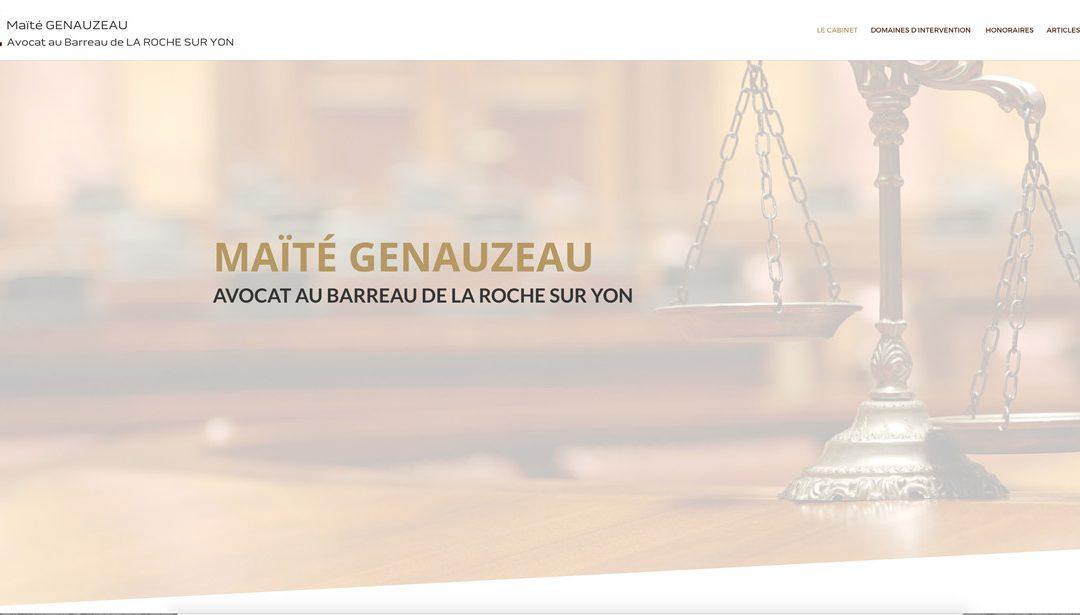 Genauzeau Avocat